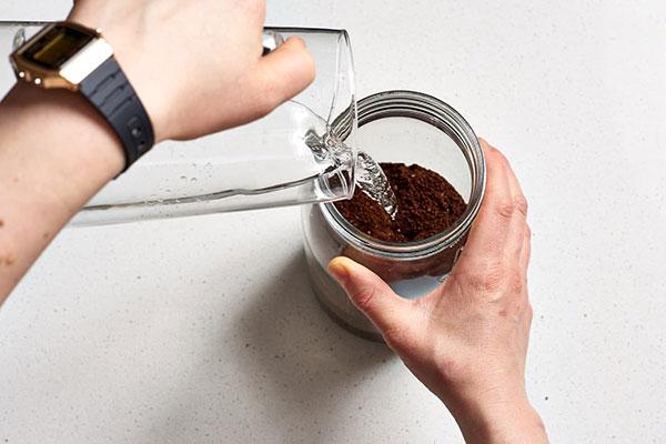 طرز تهیه قهوه سرد