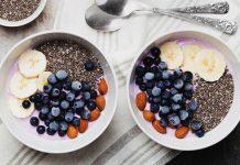 طرز مصرف دانه چیا