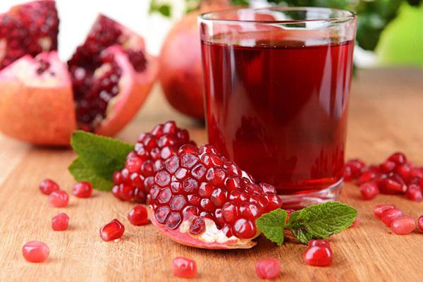 آب میوه های سرشار از آنتی اکسیدان