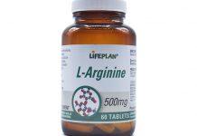 موارد مصرف مکمل آرژنین