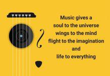 جملات زیبا و کوتاه انگلیسی در مورد موسیقی