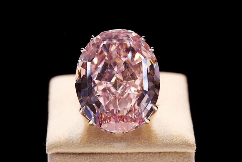 گران ترین انگشتر الماس دنیا