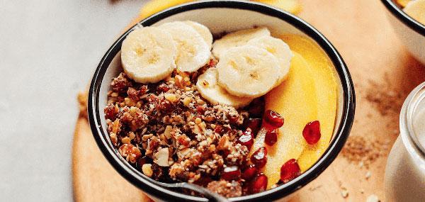 طرز تهیه صبحانه گیاهی و وگن خوشمزه