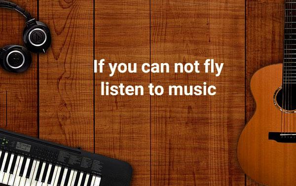 عکس نوشته انگلیسی در مورد موسیقی