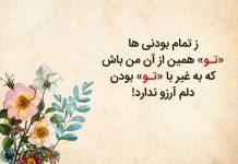 معروف ترین شعر عاشقانه حسین منزوی