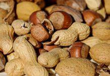 آجیل و دانه های سرشار از آنتی اکسیدان