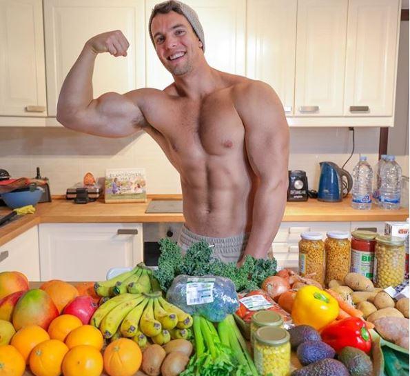 تغذیه ورزشکاران وگن