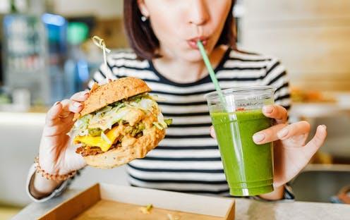 مضرات سریع غذا خوردن