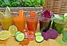 آب سبزیجات مفید