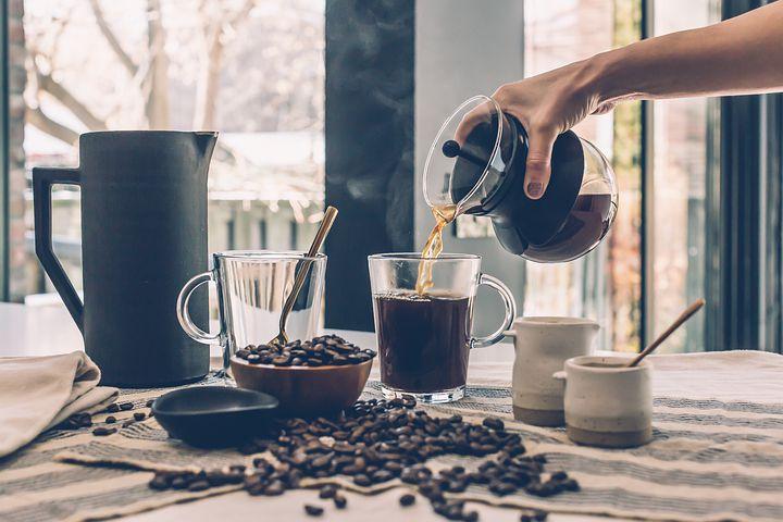 تاثیر قهوه تلخ در لاغری و کاهش وزن