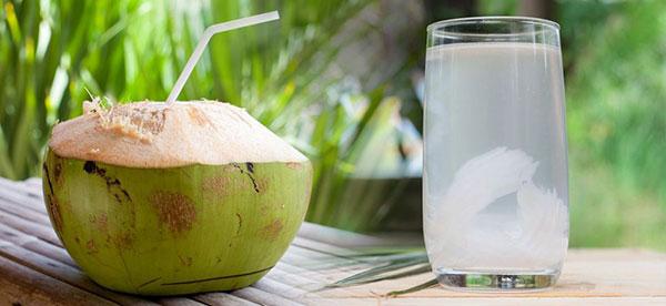 خواص آب نارگیل سبز