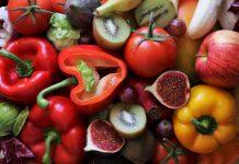 خوردن میوه و سبزیجات با پوست