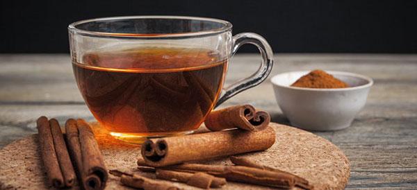 طرز تهیه چای یا دمنوش دارچین