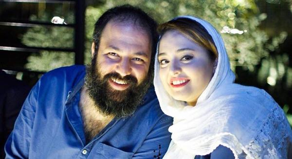 نرگس محمدی و همسرش علی اوجی