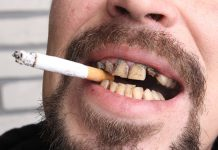 از بین بردن بوی بد دهان ناشی از سیگار کشیدن