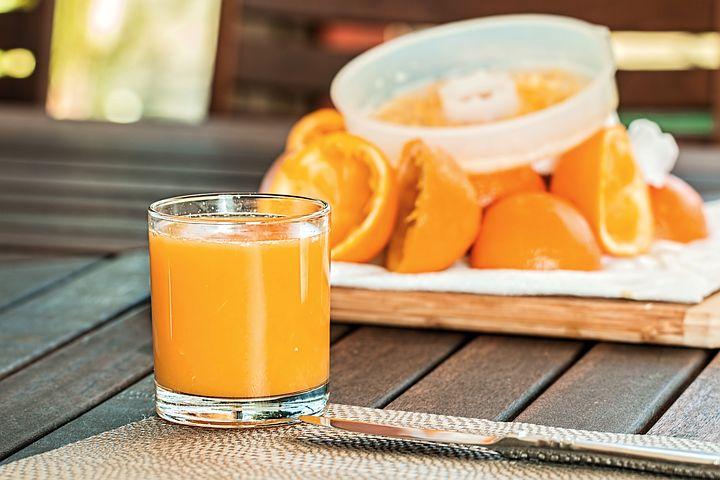 خواص آب پرتقال طبیعی