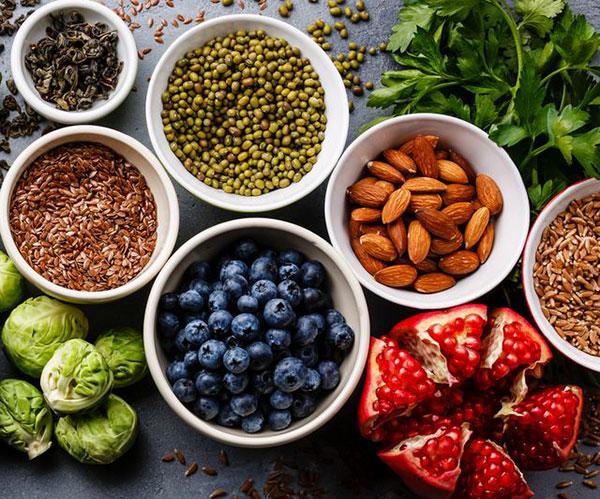 خوراکی های مفید برای رشد مو