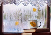عکس پروفایل باران و پنجره