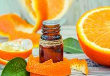 فواید روغن پوست پرتقال