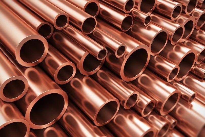 انواع کاربرد فلز مس
