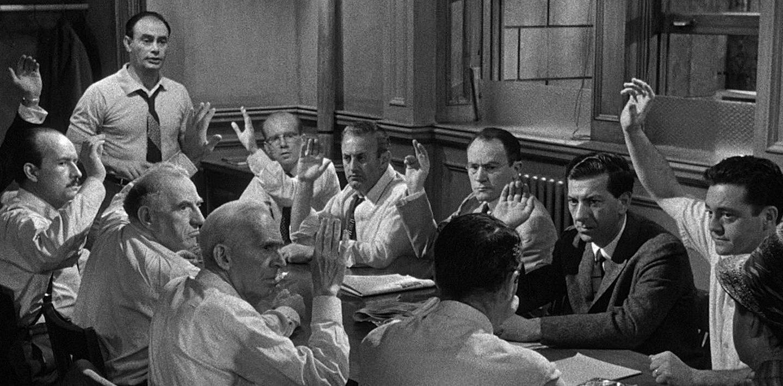 درباره داستان فیلم 12 مرد عصبانی