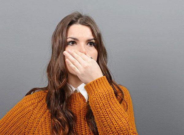 علت بد بو شدن باد شکم و روده