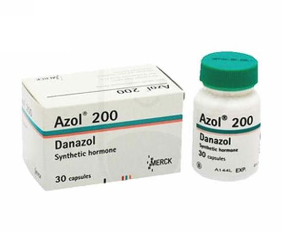 کپسول دانازول 200 برای چیست؟