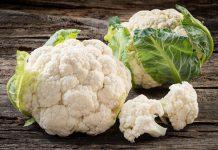 انواع سبزیجات سفید