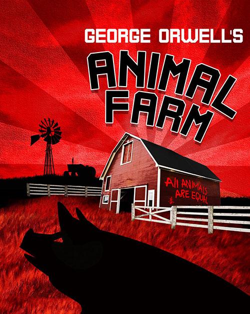 موضوع کتاب مزرعه حیوانات