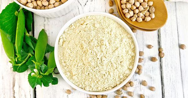 فواید پودر پروتئین نخود