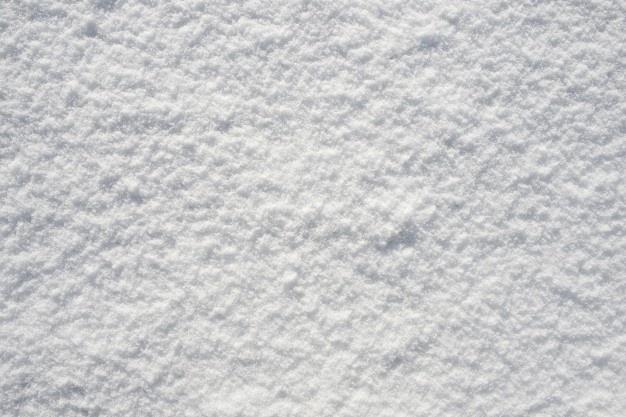 چرا برف سفید است؟