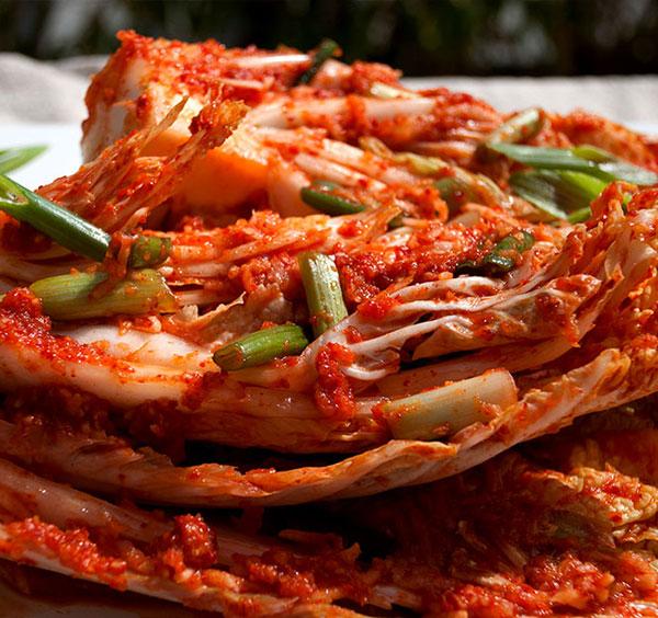 طرز تهیه کیمچی کره ای اصل