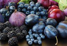 خواص میوه های بنفش رنگ