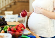 تغذیه گیاهخواری در دوران بارداری