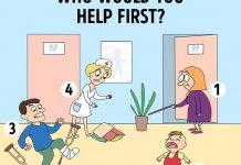 چه کسی به کمک نیاز دارد؟