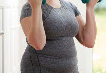 علت چاق شدن زنان در یائسگی