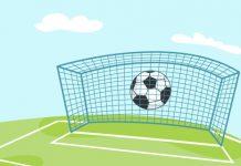 انشا در مورد مشاهد مسابقه فوتبال از روزنه تور دروازه کلاس هشتم