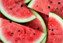 کالری قند یک قاچ هندوانه
