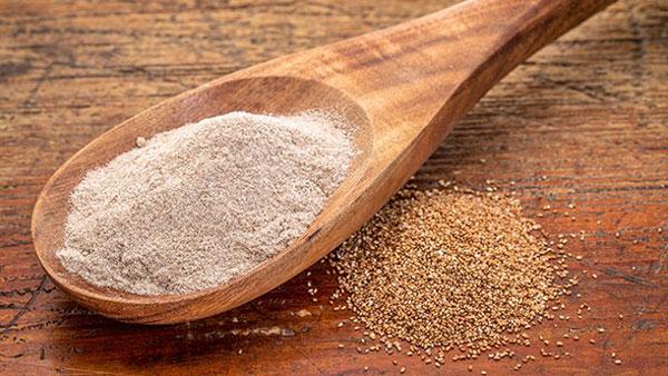 خواص دانه تف چیست؟