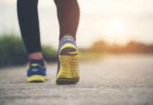 1 ساعت پیاده روی در روز برای لاغری