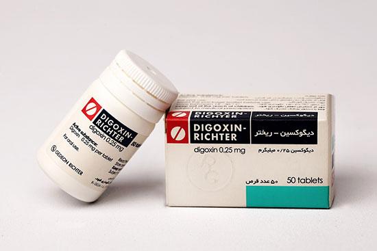 قرص دیگوکسین برای چیه؟
