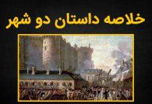 خلاصه کتاب داستان دو شهر