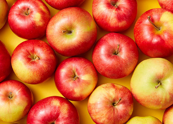 خواص سیب برای لاغری