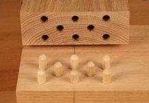 کاربرد اتصالات چوبی