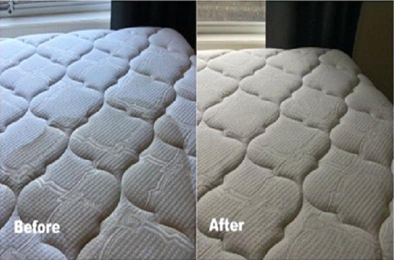 شستن تشک تخت