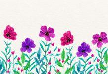 انشای ادبی درباره پایان زمستان و آمدن بهار