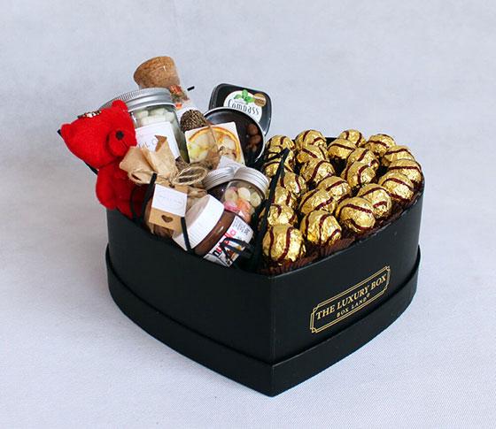 باکس شکلات